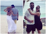 Sagarika Ghatge Zaheer Khan Hazel Keech Yuvraj Singh Holiday In Maldives