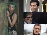 Diandra Soares Questions Amitabh Bachchan Silence Takes A Jibe At Karan Johar Me Too Movement