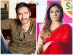 Did Raveena Tandon Call Out Ajay Devgn For Professional Harassment Blamed Him For Losing Films