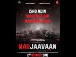 Marjaavaan Sidharth Malhotra Tara Sutaria Riteish Deshmukh Team Up For A Thrilling Game