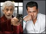 Naseeruddin Shah Takes Major Dig At Salman Khan Over Doing The Same Kind Of Films