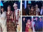 Prince Yuvika Total Filmy Wedding Sohail Khan Sunil Shetty Irfan Pathan Naagin Actors Others Attend