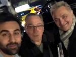 Ranbir Kapoor Rishi Kapoor Fanboy Moment With Hollywood Star Robert De Niro Is Making Us Jealous