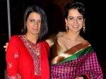 Kangana Ranaut Sister Rangoli Thrashes Haters Who Say Using Me Too For Publicity