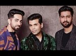 Koffee With Karan 6 Ayushmann Khurana Vichy Kaushal Grace The Show