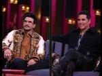 Akshay Kumar Ranveer Singh Offend Shahrukh Khan Kajol At Koffee With Karan Season Six Highlights