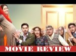 Badhaai Ho Movie Review And Rating Ayushmann Khurrana Sanya Malhotra