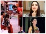 Bb 12 Sreesanth Derogatory Comments Kv Vikas Sapna Sana Khan Enter Sreesanth New Captain