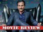 Baazaar Movie Review And Rating Saif Ali Khan Rohan Mehra