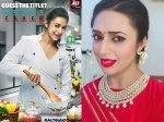 Divyanka Tripathi Reveals The First Look From Her First Web Series Asks Fans To Guess The Title