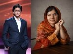 This Is How Shahrukh Khan Reacted When Malala Yousafzai Requested Him To Visit Oxford University