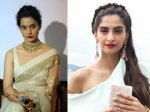 Kangana Ranaut Hits Back At Sonam Kapoor With A Nepotism Dig I Am Not Known Because Of My Dad