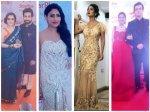 Star Parivaar Awards 2018 Hina Divyanka Vivek Mohsin Shivangi Nakuul Surbhi Others Dazzle Red Carpet