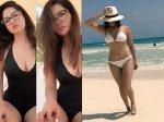 Sunny Leone Daniel Weber Holiday In Mexico