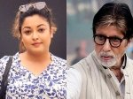Tanushree Dutta Slams Amitabh Bachchan For Hypocrisy When It Comes To Speaking Up On Women Issues