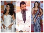 Zee Rishtey Awards 2018 Sriti Shabbir Ahluwalia Zain Jasmin Asha Negi Others Rock Red Carpet Pics