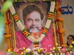 Ambareesh Condolence Meet Shivarajkumar Jaggesh Others Pay Their Respects