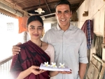 When Akshay Kumar Pranked On Radhika Apte Asked Her To Climb The Wall