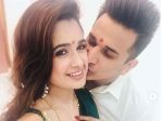 Prince Narula Yuvika Chaudhary Celebrate First Month Anniversary Prince Sweetest Message For His Pri