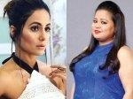 Bigg Boss 12 Weekend Ka Vaar Hina Khan Bharti Singh Appear As Guests Along With This Celebrity