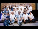 Mohanlal Jayaram Others Join The Celebration At The 80 S Reunion