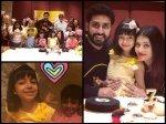 Aaradhya Bachchan Birthday Party Inside Picture Aishwarya Rai Bachchan Shweta Bachchan Seen Together