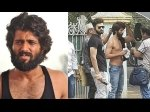 Like Vijay Deverakonda Shahid Kapoor Is Killin It With His Rugged Look In Kabir Singh