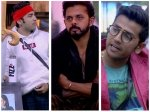 Bb 12 Rohit Pees During Task Surbhi Annoys Sree Slap Gate Controversy Romil Saves Sree From Jail