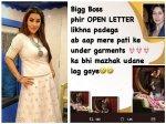 Shilpa Shinde Takes Dig At Karanvir Wife Fans Lash Out Regret Supporting Say Shilpa Shame Disgusting