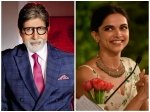 Deepika Padukone Amitabh Bachchan Named As The Most Influential Indians