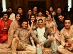 Housefull 4 Akshay Kumar And Co Pose For A Happy Picture After Wrapping The Film S Shooting