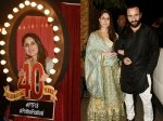 Prithvi Theatre Turns 40 Saif Ali Khan And Kareena Kapoor Khan Make A Dazzling Appearance