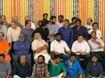 Rrr Launch Ram Charan Jr Ntr Chiranjeevi Others Attend The Grand Event