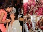 Bride To Be Priyanka Chopra Cannot Stop Gushing Over Ranveer Deepika Wedding Photo