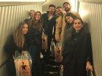 Sonam Kapoor Anand Ahuja Anil Kapoor Celebrate Diwali In London