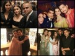 Shahrukh Khan Diwali Party Inside Picture Alia Bhatt Avoids Sidharth Malhotra Pose With Katrina Kaif