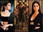 Shahrukh Khan Gauri Khan Diwali Party Pictures Katrina Kaif Alia Bhatt Party Under One Roof Look Hot