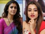 Trisha Nayanthara Fight When Trisha Admitted That There Was Rift Between Her Nayanthara