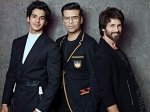Koffee With Karan 6 Kajol Gives Ajay Devgn A Death Stare As They Goof Around During Rapid Fire