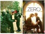 Shahrukh Khan Abram Re Create The Poster Of Zero