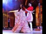 Aishwarya Rai Abhishek Bachchan Dance At Isha Ambani Sangeet Ceremony In Udaipur