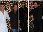 Kapil Sharma Ginni Mumbai Reception Star Studded Anil Kapoor Kjo Sohail Khan Bollywood Celebs Arrive