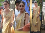 Kareena Kapoor Spotted On Film Set Could Be Shooting Good News