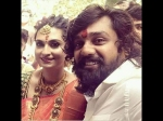 Dhruva Sarja Prerana Engagement These Candid Inside Photos Are Worth Their Weight In Gold