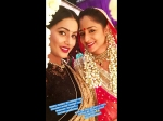 Hina Khan Has Sweetest Birthday Message For Yeh Rishta Kya Kehlata Hai Co Actor Lataa Saberwal