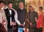 Priyanka Nick Reception Pm Modi Had The Same Gift For The Couple As He Had For Virat Anushka