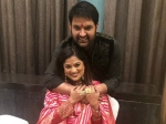 Kapil Sharma Is Super Chilled Out Looked This Happy Only During Tkss Launch Says Richa Sharma