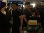 Inside Salman Khan Birthday Bash Superstar Shakes A Leg With Sushmita Sen Cuts Cake With Ahil