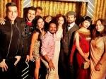 Erica Fernandes Surbhi Divyanka Vivek Celebs Rock Retro Look The Great Gatsby Chloe Cocktail Party