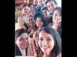 Kunal Jaisingh Bharati Kumar Reception First Look Ishqbaaz Stars Grace Occasion Nakuul Arrives